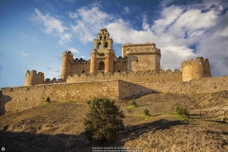Tur U00e9gano Castillo De Asociaci U00f3n Espa U00f1ola De Amigos De