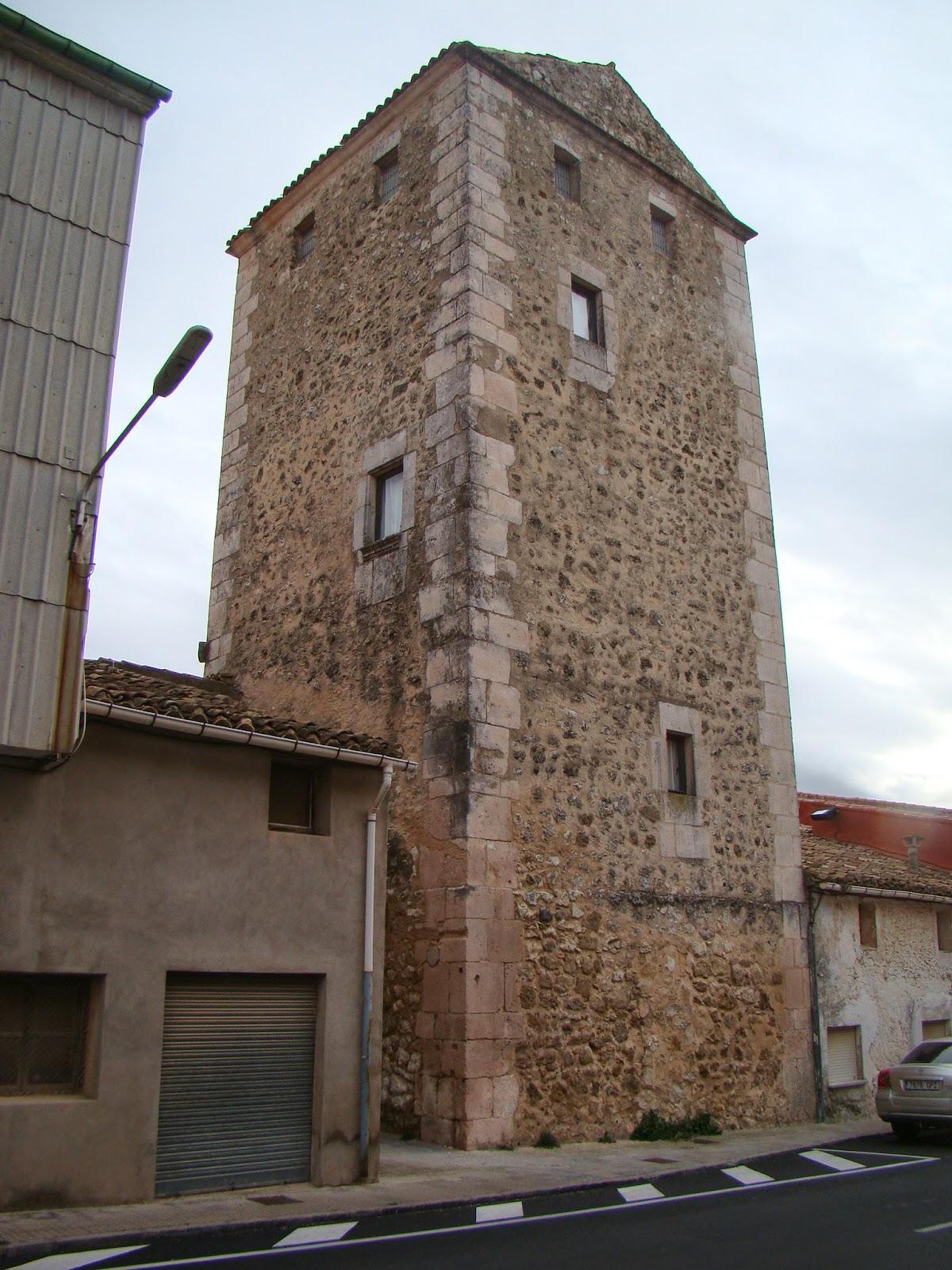 Bañeres / Banyeres de Mariola.. Torre Font Bona. | Asociación ...