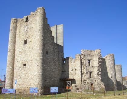 Resultado de imagen de Castillo de Torrejón de Velasco